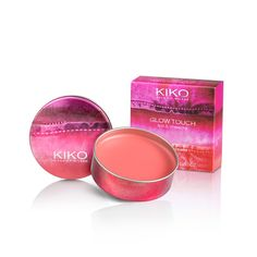 For exclusive Face and Lip Make-up buy online Glow Touch Lips & Cheeks, lipgloss and face blush with a radiant finish in a single product. Creamy texture which is easy to apply and blend. Lip Colors, Pink Color, Glow, Kiko Milano, Lip Shine, Lipgloss, Make Up Your Mind, Skin Care Treatments, Lip Pencil