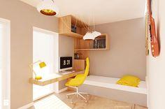 Pokój nastolatka - zdjęcie od Ale design Grzegorz Grzywacz