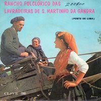 Grupo Folclórico das Lavradeiras de S. Martinho da Gandra
