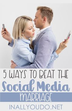 We live in a social and technology driven world. Is it affecting your marriage? With these tips, you can help make sure your marriage is protected from the damage Social Media can do. :: www.inallyoudo.net