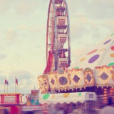 Country fairs & carnivals.