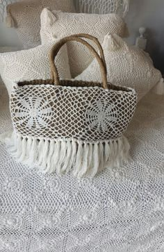 Check out this item in my Etsy shop https://www.etsy.com/listing/262425562/crochet-beach-basket-tote-bag