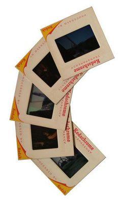Top Tips on Scanning Old Photos, Slides & Negatives   /   pca