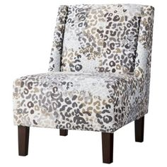 Swoop Upholstered Accent Chair | Accent Chairs | Pinterest ...