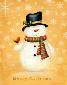 Leading Illustration & Publishing Agency based in London, New York & Marbella. Christmas Card Images, Christmas Clipart, Christmas Printables, Christmas Pictures, Xmas Cards, Christmas Snowman, All Things Christmas, Winter Christmas, Vintage Christmas