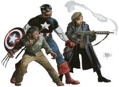 World War II Heroes - Travis Charest