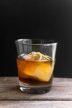 Carré Reprisé = Rye + Congac + St. Germain + Sweet Vermouth + Peychaud's and Angostura Bitters