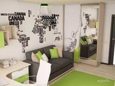 комната для подростка мальчика 14 лет: 14 тыс изображений найдено в Яндекс.Картинках