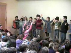 snow snow waldorf school 2nd grade  lots of videos of the kids doing the movements to verses on this link