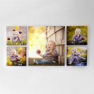 Got at least three photos you love? Take 65% off all Wall Displays TODAY ONLY. Combine up to ten photos as a collage of canvases to transform your wall. Use code DISPLAY65FB Canvas Wall Displays - Canvas On Demand