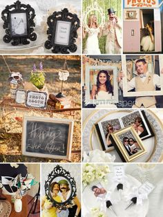 """Photo Booth"" Wedding Inspiration - http://bridalresources.theaspenshops.com/category/newarrivals!.html"