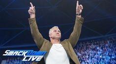 And the FINAL member of SmackDown's WWE Survivor Series team is... WWE SmackDown Live Commissioner Shane McMahon!!!!