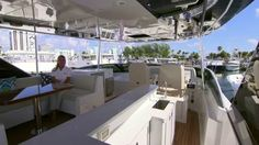 First Look Video: Hatteras 70 Motor Yacht