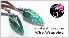How to Wire Wrap Arrow Heads | DIY Tutorial | Man's Jewelry
