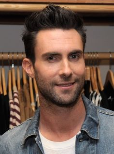 Joke: The Police Officer said Anything you say can and will be held against you.... So I said ADAM LEVINE