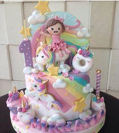 Savory magic cake with roasted peppers and tandoori - Clean Eating Snacks Unicorn Birthday Parties, Birthday Cake, Fig Cake, Girly Cakes, Baby Girl Cakes, Salty Cake, Savoury Cake, Mini Cakes, Custom Cakes