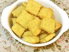 糖質制限!ココナッツレモンクッキーの画像