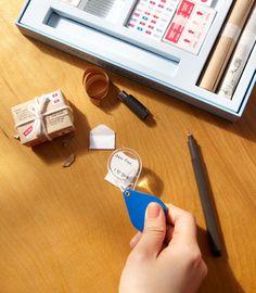 World's Smallest Post Office Kit - Detail