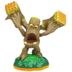 Skylanders Giants - Stump Smash [LIfe] Character, Series 2 we have this one. it's dad's favorite