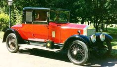 1923 20 HP Rolls-Royce