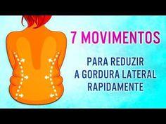 7 MOVIMENTOS PARA REDUZIR A GORDURA LATERAL RAPIDAMENTE - YouTube