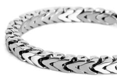Justeel Jewelry Mens Silver 316l Stainless Steel Chain Link Bracelet Wrist Band Chains Justeel Jewelry. $14.99. Size HxWxL: x0.2x8.5inch; (x5x215mm). Shipping takes 2-3 weeks from China (USPS Tracking). 100% Nickel free. Excellent Luster and Unimpeachable Rust and Corruption Resistance. Save 75% Off!