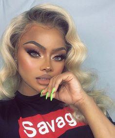 Blonde Wigs Lace Hair Brown Wigs Cruella De Vil Wig Ash Blonde On Brow – marrowral Afro Hair Style, Curly Hair Styles, Natural Hair Styles, Lace Front Wigs, Lace Wigs, Blonde Wig, Blonde Weave, Ash Blonde, Blonde Color