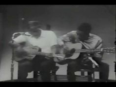 SON HOUSE W/ BUDDY GUY - MY BLACK MAMA - LIVE 1968 ... AWESOME!
