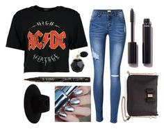 """""""Rock & roll"""" by a-v-a-196 ❤ liked on Polyvore featuring Boohoo, Smith & Cult, Chanel, Ted Baker and rag & bone"""