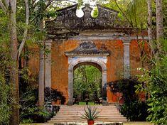 estilo hacienda | Lina Botero y Massimo Listri: Casa Mexicana | Smash7 by Sagrario ...