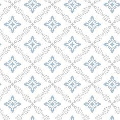 Bilderesultat for tapet blå Doll House Wallpaper, Old Wallpaper, Painting Wallpaper, Textured Wallpaper, Concrete Texture, 3d Texture, Retro Tapet, Nordic Bedroom, Bauhaus