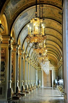 City hall ~ Paris