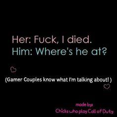 Gamer love❤️❤️