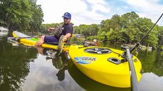 Customize the Kayak Kaddy to meet your needs. Whether it's Kayak/SUP Fishing, camping, diving, group paddles, tour guides, leisure, etc.