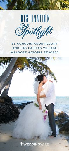 Planning a destination wedding? Consider Puerto Rico! Click for more information about the gorgeous location.