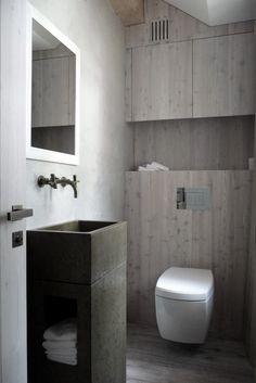 Nieuwe wc inspiratie