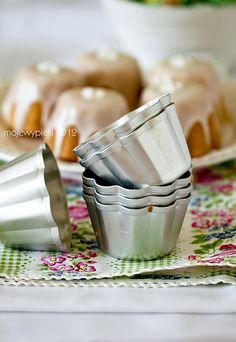 Yogurt Muffins with a hint of lemon