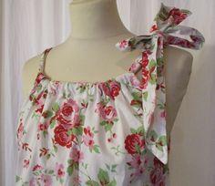 Sommerkleid ,,Rosalie'' von Stoffwerkdesign auf Etsy