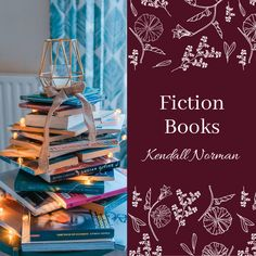 Fiction books to add to your reading list Fiction Books To Read, You Are Important, Reading Lists, Playlists