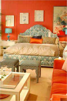 Home Decor Inspiration - Century Furniture (@Nancy Schmalenberger Furniture) - High Point Furniture Market 2013 - North Carolina