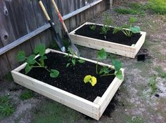 2x4 Planter Boxes — DIY How-to from Make: Projects