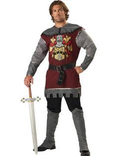 InCharacter Costumes Men's Noble Knight, Silver/Burgundy, X-Large InCharacter Costumes http://www.amazon.com/dp/B009BRHUYM/ref=cm_sw_r_pi_dp_wSNXub17D8GFQ