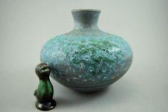 Vintage Vase / Dümler & Breiden / 174 15 | West Germany | WGP | 70er von ShabbRockRepublic auf Etsy