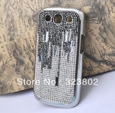 Aliexpress.com : Buy Handmade Bling Crystal Rhinestone Chrome Hard  Case Cover For Samsung GALAXY S4 or IV i9500 from Reliable case for GALAXY s 4 suppliers on Cell Phone Case Rhinestone Button Bead Resin Craft Alloy Jewelry $20.90