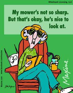 Lawn mower :0)