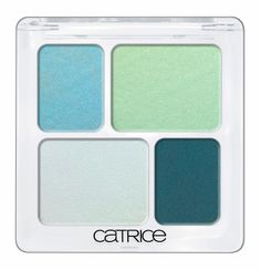 Catrice+Absolute+Eye+Colour+Quattro+110+Pool+Position Beauty Makeup, Hair Beauty, Eye Color, Colour, Beauty Hacks, Beauty Tips, Fashion Beauty, Most Beautiful, Eyeshadow