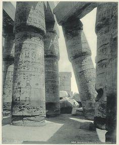 Karnak The Grand Temple 1870