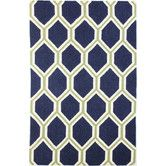 Found it at AllModern - Hampton Navy Area Rug