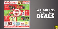 Walgreens Black Friday 2015 Ad