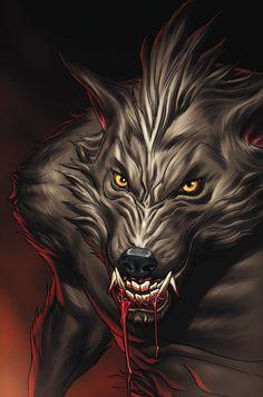 Werewolf by Luis-Guerrero on deviantART